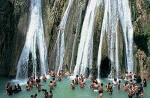 mussoorie water fall